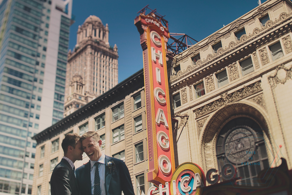 Chicago Gay Wedding
