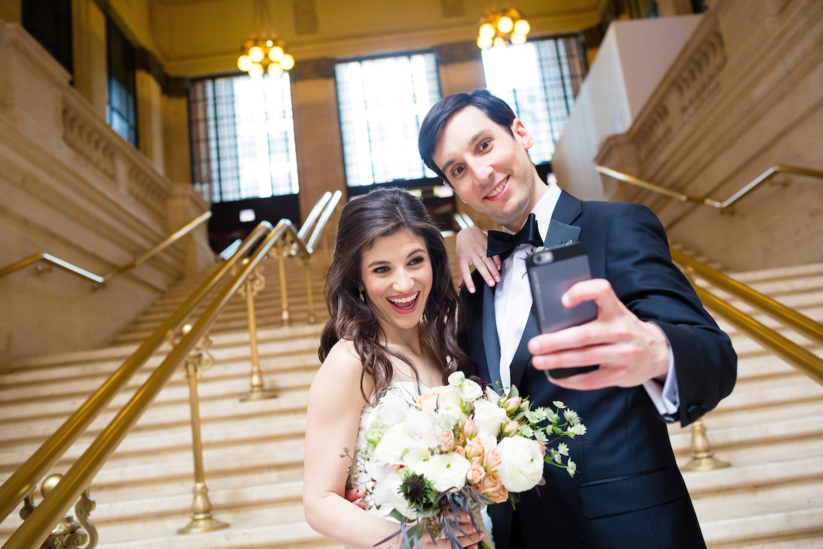 Chicago Jewish Wedding
