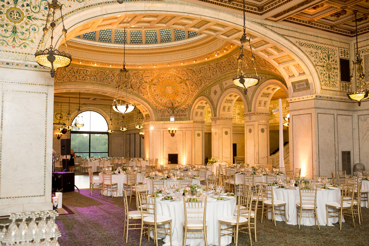 Chicago Cultural Center Wedding.Chicago Cultural Center Wedding Sarah And Andrew Five