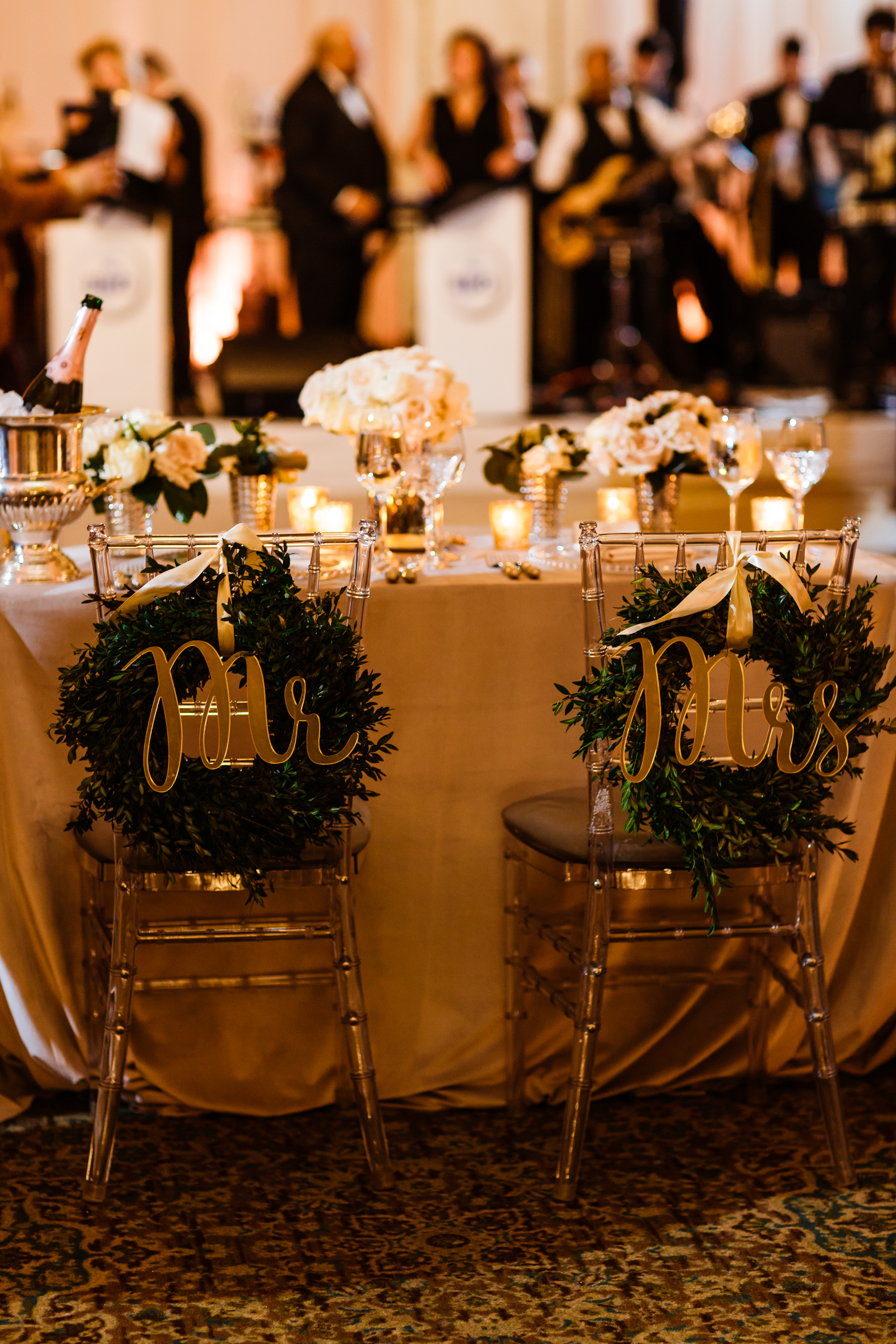 Mr. and Mrs. Chairs